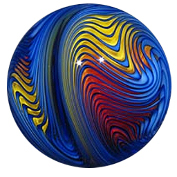 Artists Who Make Handmade Glass Marbles
